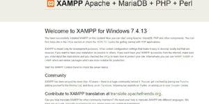 localhost SSL for XAMPP